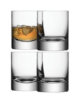 lsa-international-bar-handmade-mixer-tumbler-glasses-ndash-set-of-4