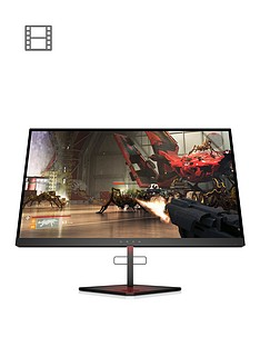 hp-245in-fhd-240hz-1ms-freesync-gsync-compatible-height-adjust-gaming-monitor-black