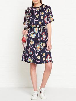 ps-paul-smith-printed-woven-t-shirt-dress-navy