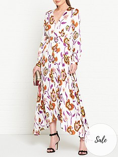 ps-paul-smith-printed-woven-asymmetric-hem-dress-white