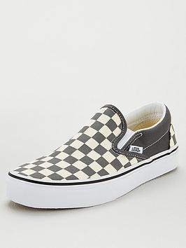 vans-classic-slip-ons-greyblack