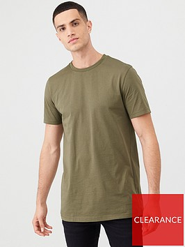 v-by-very-long-line-t-shirt-khaki