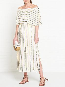 sundress-josephine-sequin-stripe-dress-white