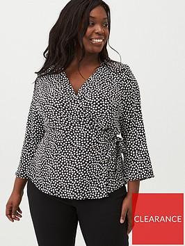 v-by-very-curve-tie-wrap-blouse-print