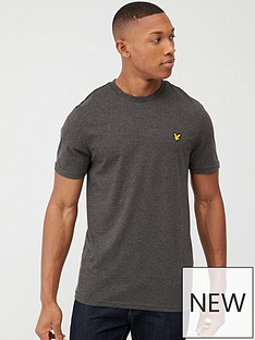 lyle-scott-fitness-martin-short-sleeve-t-shirt-khaki