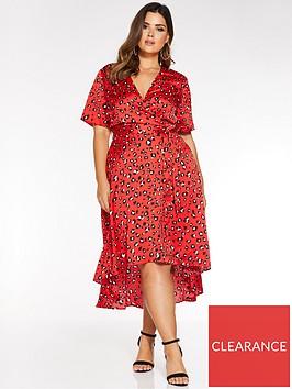quiz-curve-quiz-curve-satin-wrap-leopard-print-wrap-dress
