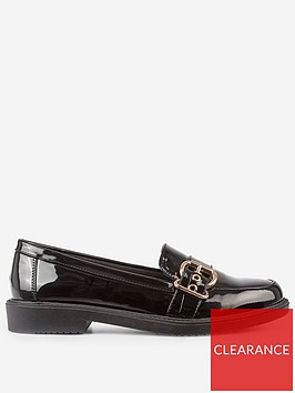 dorothy-perkins-dorothy-perkins-lottery-loafers-black