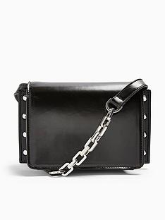 topshop-topshop-casady-chain-detail-cross-body-bag-black