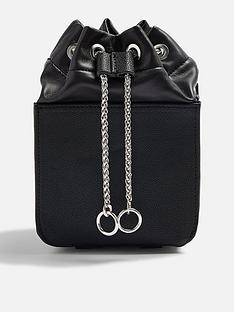 topshop-topshop-catch-drawstring-cross-body-bag-black