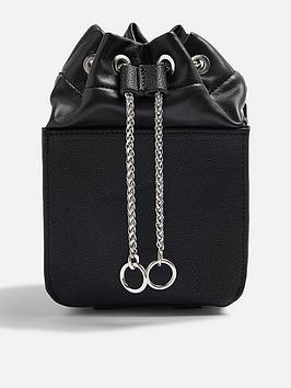 topshop-topshop-catch-drawstring-cross-body-bag-black