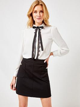 dorothy-perkins-dorothy-perkins-lace-tie-neck-blouse-white
