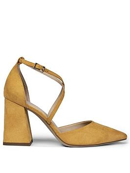dorothy-perkins-dorothy-perkins-daria-court-shoes-mustard