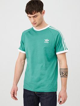 adidas-originals-3-stripe-california-t-shirt-greennbsp