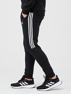 adidas-athletics-3-stripe-pants-blackwhite
