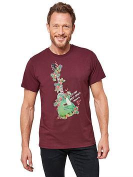 joe-browns-good-times-roll-t-shirt-burgundy
