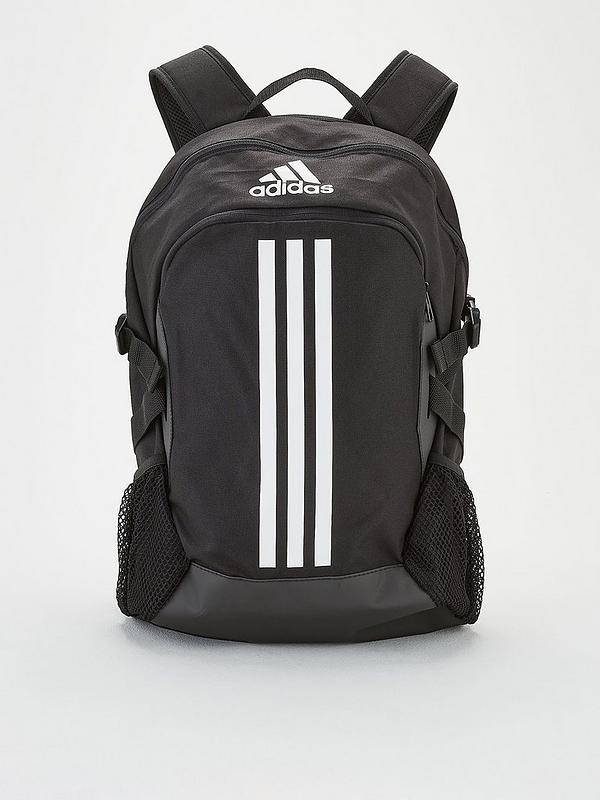 catch detailed pictures low priced adidas Power V Backpack - Black | very.co.uk