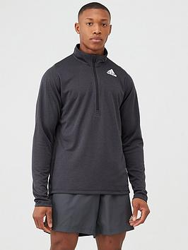 adidas-training-zip-top-blacknbsp