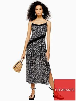 topshop-tall-lace-insert-mesh-midi-dress-black