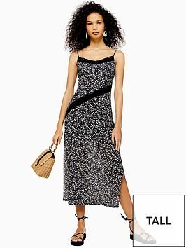 topshop-topshop-tall-lace-insert-mesh-midi-dress-black