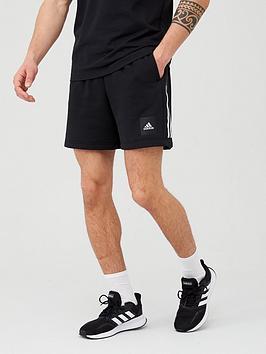 adidas-3-stripe-shorts-blacknbsp
