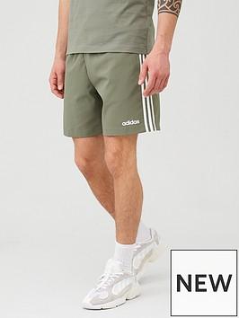 adidas-3-stripe-linear-chelsea-short-greennbsp