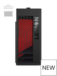 Lenovo Lenovo Legion T530-28ICB CFL-S ES Intel Core i7 ,16GB RAM ,1TB Hard Drive & 256GB SSD ,GTX1660Ti 6GB Gaming Desktop - Black