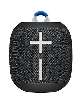 ultimate-ears-wonderboom-2-bluetooth-speaker-big-bass-360-sound-waterproof-dustproof-ip67-floatable-100-ft-range-black