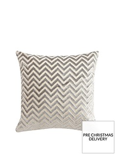 luxe-collection-zig-zag-velvet-cushion