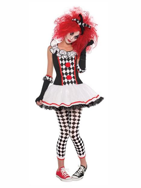 harlequin-honey-clown-adult-costume