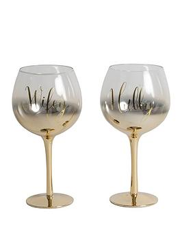 always-forever-set-of-2-gold-ombre-gin-glasses-hubbywifey