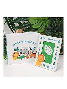 jungle-baby-paperwrap-photo-album-frame-first-birthday