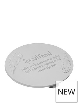 thoughts-of-you-resin-memorial-plaque-special-friend