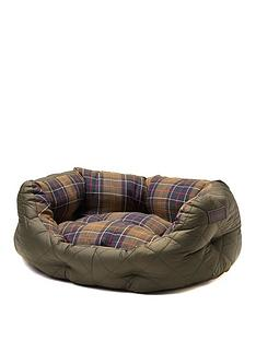 barbour-quilted-dog-bed-olive