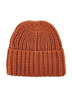 accessorize-bea-chunky-turn-up-beanie-hat-tan