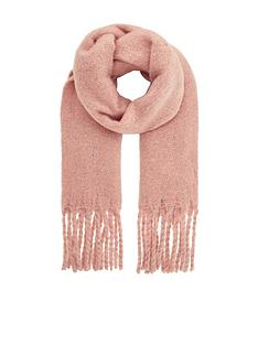 accessorize-speckled-super-fluffy-scarf-pink