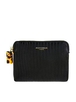 accessorize-reptile-and-resin-coin-purse-black