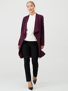 wallis-lined-scuba-jacket-berry