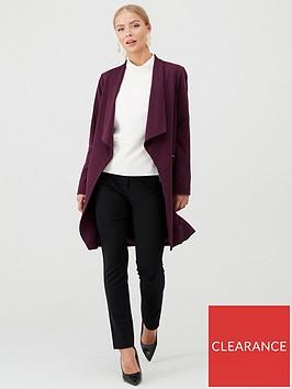 wallis-lined-scuba-jacket-berry