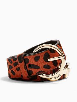 topshop-topshop-snaffle-leopard-print-belt-leopard