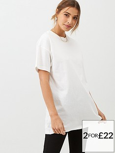 v-by-very-the-essential-oversized-tunic-white