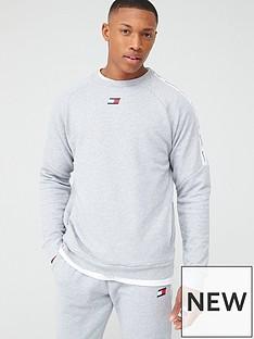 tommy-hilfiger-fleece-tape-crew-neck-sweater-light-grey-marl