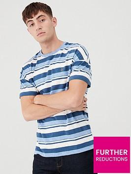 farah-classic-stripe-t-shirt-bluewhite