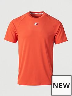 tommy-hilfiger-tommy-sport-training-chest-logo-mesh-top-orange