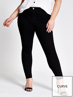 ri-plus-kaia-high-rise-disco-jean-black