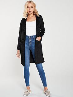 river-island-river-island-faux-suede-utility-jacket-black