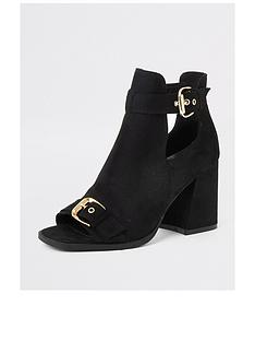 river-island-river-island-double-buckle-peep-toe-boot-black