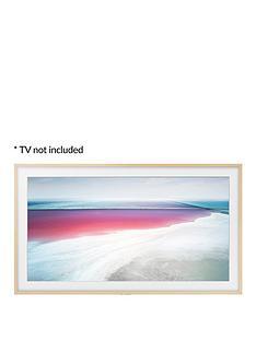 samsung-customisable-beige-bezel-for-the-frame-43-inch-tv