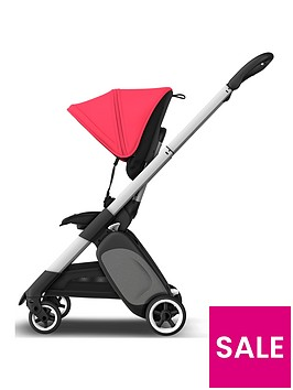 bugaboo-ant-pushchair-neon-red