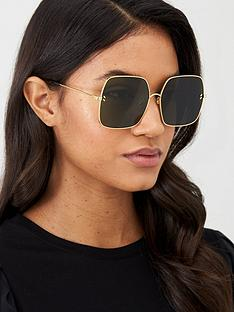 stella-mccartney-oversized-sunglasses-gold