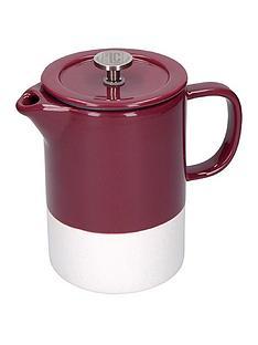 la-cafetiere-la-cafetire-barcelona-plum-6-cup-ceramic-cafetiere